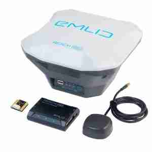Emlid Reach M+ UAV Mapping KIT