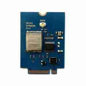 GNSS Mini PCIe Card Untethered Dead Reckoning   RYM8388   Innovelec