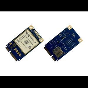 Reyax 4G CAT4 LTE GNSS mini PCIe card   RYT9000   Innovelec